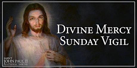 Divine Mercy Sunday Vigil Celebrations tickets