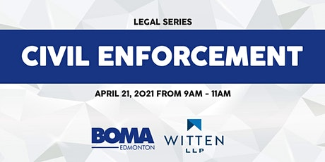 Legal Series - Civil Enforcement tickets