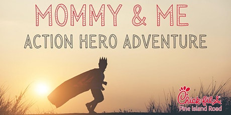 Mommy & Me Action Hero Adventure tickets