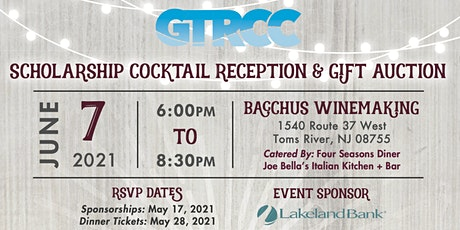 Scholarship Cocktail Reception & Gift Auction tickets