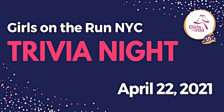 Trivia Night for Girls on the Run NYC tickets