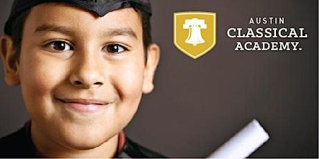 Austin Classical Academy   Kindergarten Kickoff tickets