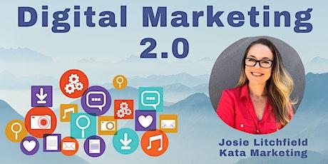 Digital Marketing 2.0: Become Your Own Marketing Ninja! tickets