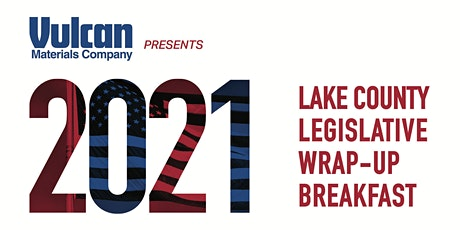 Lake Legislative Wrap-up Breakfast tickets