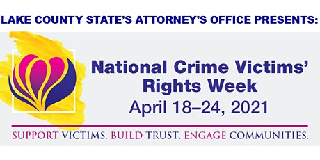 National Crime Victims' Rights Week tickets