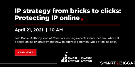 IP Strategy from bricks to clicks: Protecting IP Online tickets