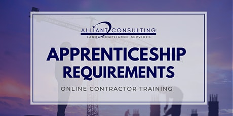 Apprenticeship Requirements tickets