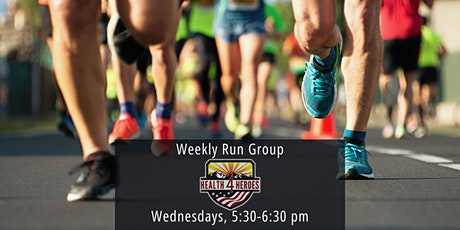 Weekly Run Group tickets