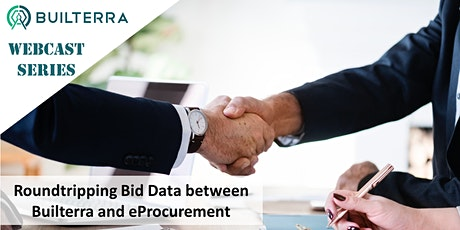 Roundtripping Bid Item Data from Builterra to Bids and Tenders (and Back) tickets