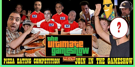 Show & Tell Pizza Eating Contest2 tickets