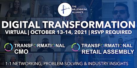 Transformational CMO & Retail Assembly biglietti