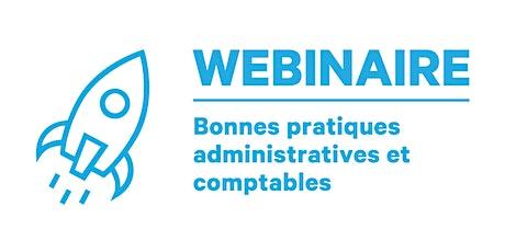 Webinaire | Bonnes pratiques administratives et comptables billets