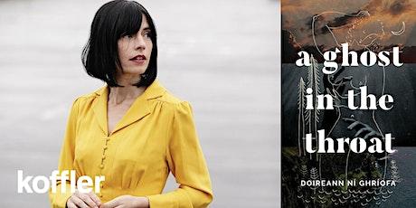 Doireann Ní Ghríofa with Danielle McNally tickets
