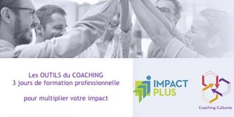 Atelier d'Initiation au Coaching - 3 Jours billets