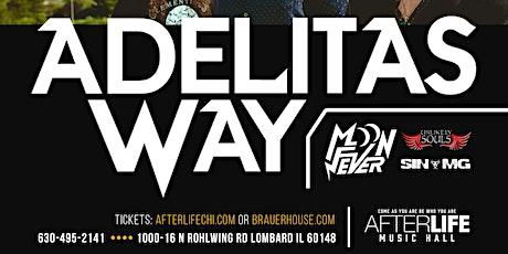 Adelitas Way, MoonFever, Sin MG & Ignescent Live! tickets