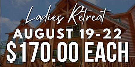 Christpoint Ladies Retreat CASH Registration tickets