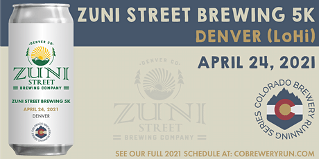 Zuni Street Brewing 5k | Colorado Brewery Running Series tickets