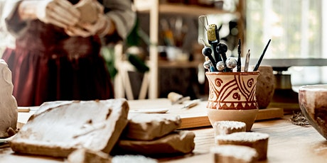 September  Adult Pottery Workshop tickets
