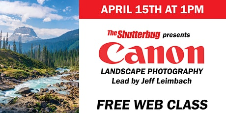 Canon | Landscape Photography tickets