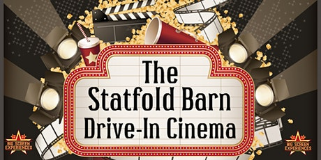 THE INVISIBLE MAN  - The Statfold Barn Drive-In Cinema tickets