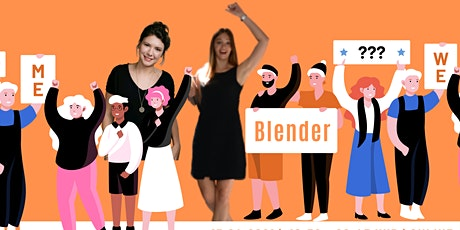 online HAPPY ME – HAPPY WE MEETUP Thema: Wie erkenne ich Blender? tickets