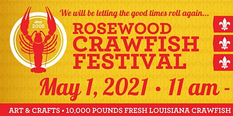 The Rosewood Crawfish Festival tickets