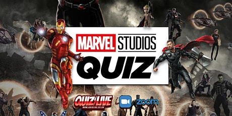 Daimo's Thursday Theme: Marvel Studios Quiz Live on Zoom tickets