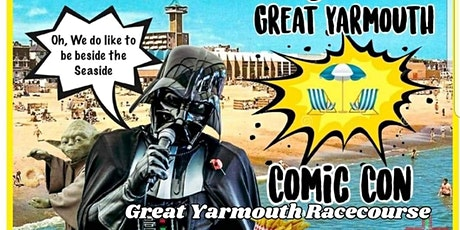 Great Yarmouth Comic Con 2021 tickets