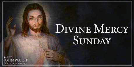 Divine Mercy Sunday Celebrations tickets