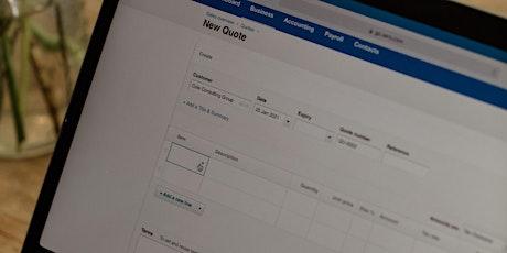 Xero Invoicing & Cashflow Workshop Newcastle tickets