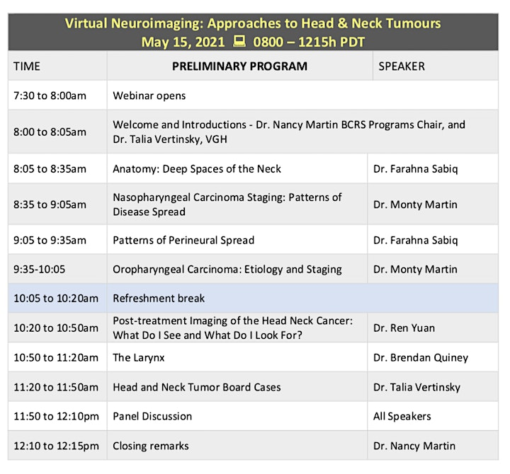 Virtual Neuroimaging: Approach to Head & Neck Tumours image