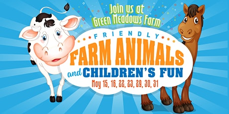 Friendly Farm Animals tickets