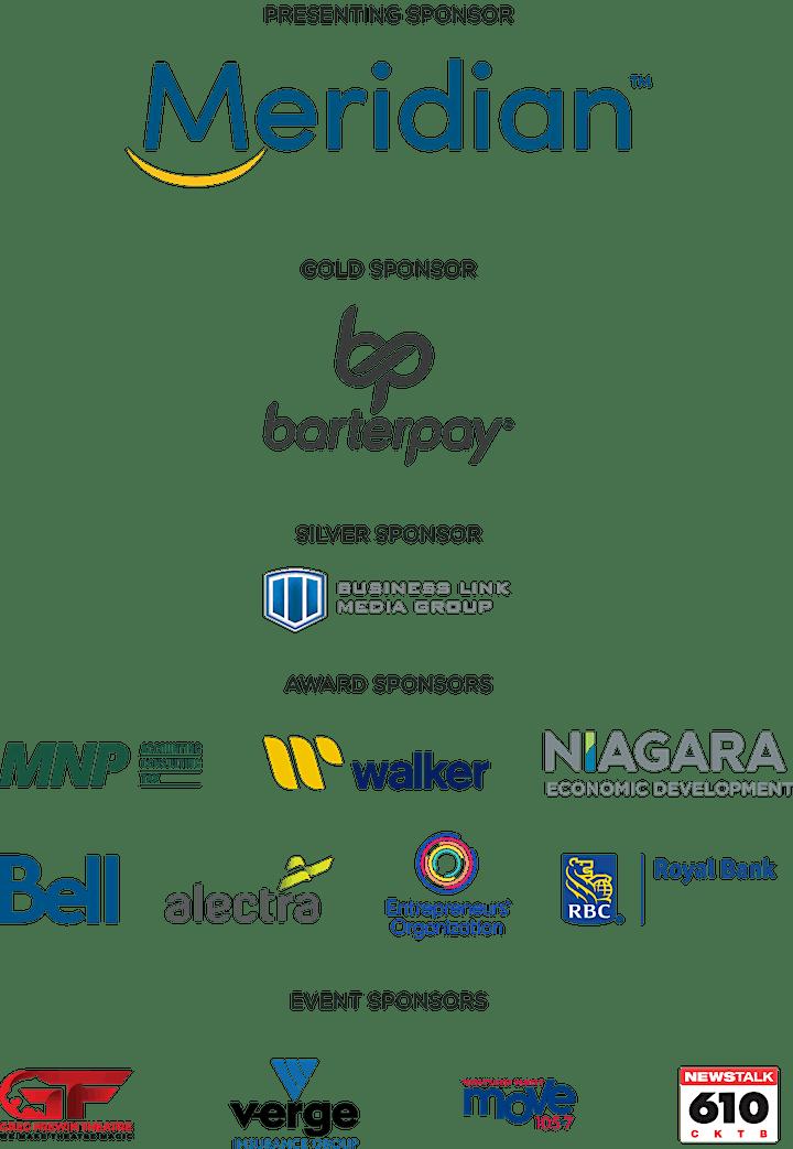 2021 Niagara Business Achievement  Awards (NBAA) image