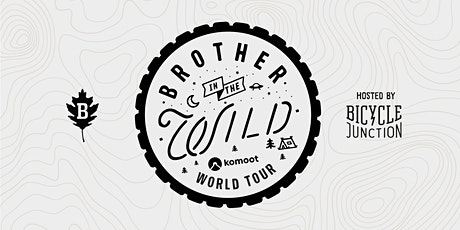 Brother in the Wild - Wellington tickets