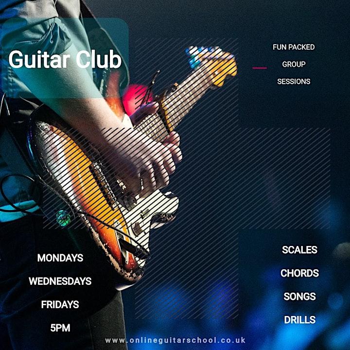 Guitar Club image