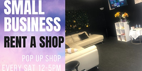 Small Business Pop Up Shop tickets