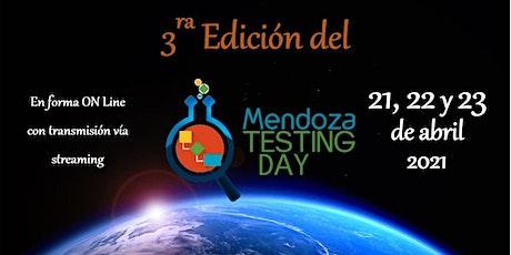 Mendoza Testing Day - 3ª Edición boletos