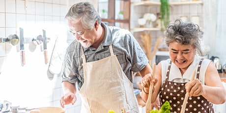 Social Cookbook: The Stories Behind Our Recipes (for ages 55 and better) Tickets