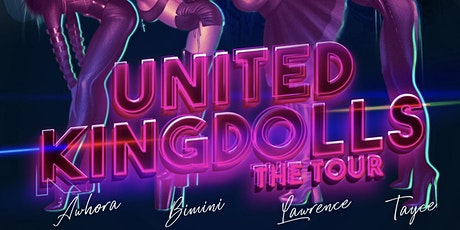 Klub Kids Manchester ADDED SHOW: THE UNITED KINGDOLLS -The Tour  (Ages 14+) billets