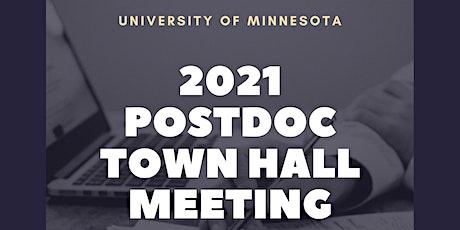 UMN Postdoc Town Hall Meeting tickets