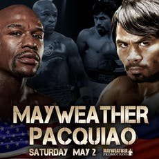"Exclusive ""Mayweather vs Pacquiao"" fight party ☆☆all inclusive ☆☆ tickets"
