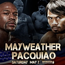 """Exclusive """"Mayweather vs Pacquiao"""" fight party ☆☆all inclusive ☆☆ tickets"""