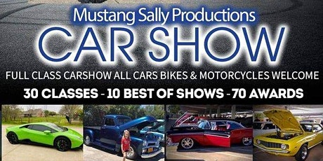 MSP Car, Truck & Motorcycle Show tickets