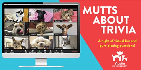 Mutts About Trivia - Celebrate Shelter Pets! tickets