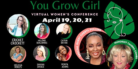 You Grow Girl: Women's Virtual Conference tickets