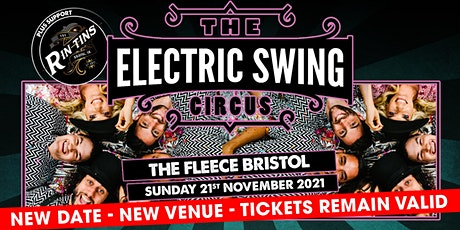 The Electric Swing Circus + The Rin Tins tickets