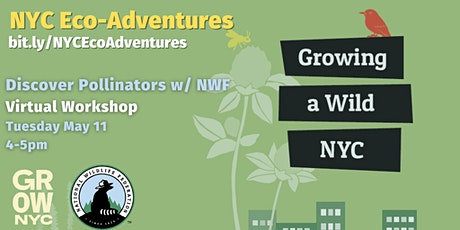 Growing a Wild NYC! (Virtual Workshop) tickets