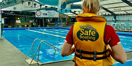 TSB Pool Complex - Safe Boating Programme tickets