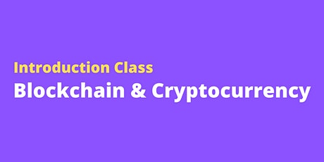 Kylar.io - Intro to Blockchain & Cryptocurrency tickets