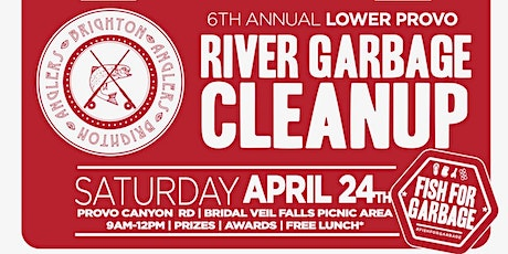 6th Annual Provo River Cleanup tickets
